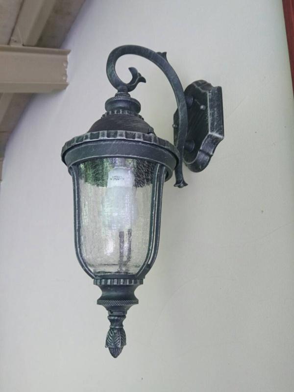 1 灯ポーチライト・ローガン SB / 下向き #IM-0051SB-G 画像: 05