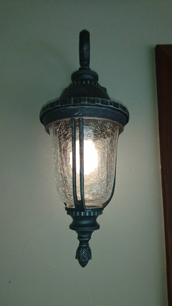 1 灯ポーチライト・ローガン SB / 下向き #IM-0051SB-G 画像: 06
