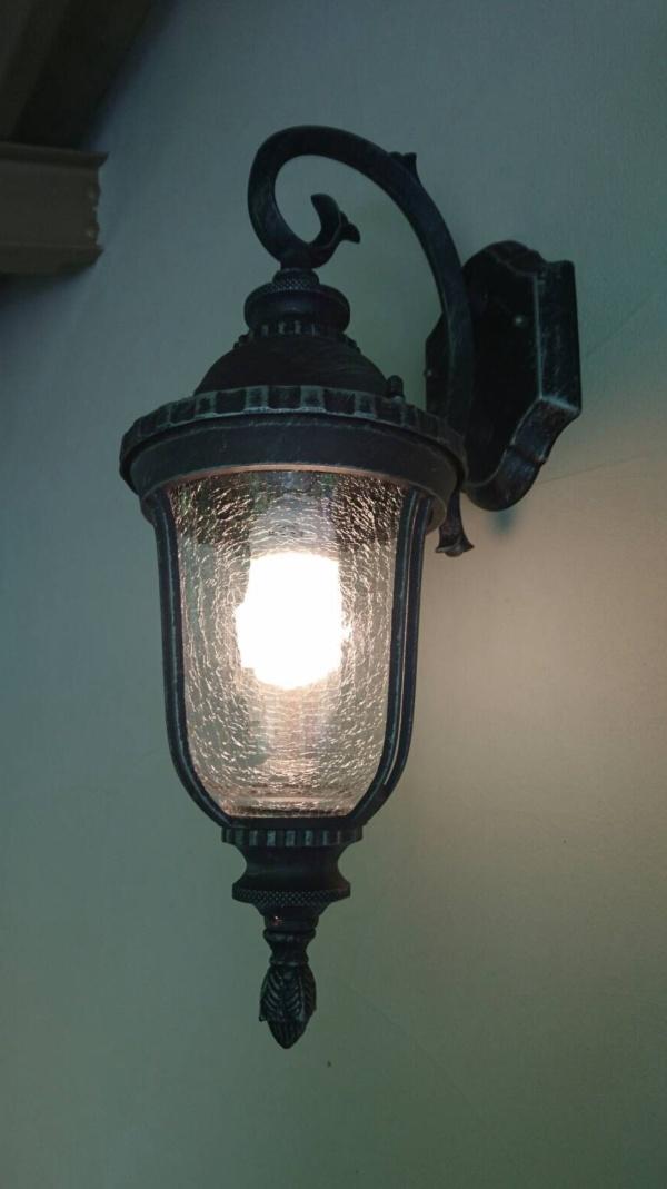 1 灯ポーチライト・ローガン SB / 下向き #IM-0051SB-G 画像: 07