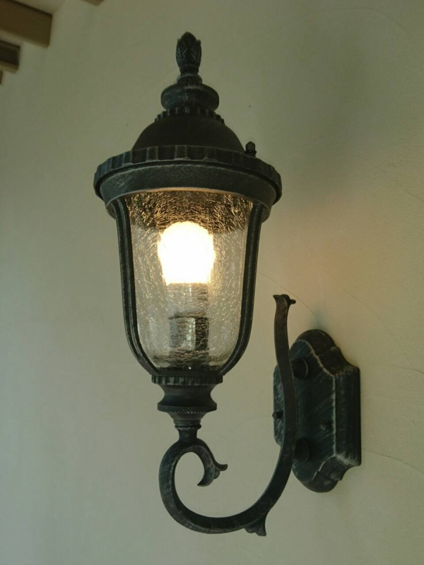 1 灯ポーチライト・ローガン SB / 下向き #IM-0051SB-G 画像: 03